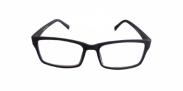 Fangle Biobased leesbril mat donker blauw +3.0
