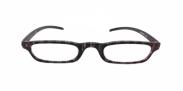 HIP Leesbril bruin gestreept +3.0