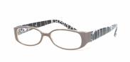 HIP Leesbril bruin gevlekt +1.5