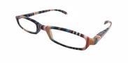 HIP Leesbril multicolour/gestreept +3.0
