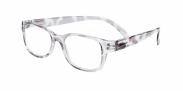HIP Leesbril paars/transparant +2.5