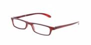 HIP Leesbril rood +3.0