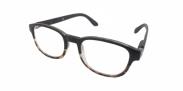 HIP Leesbril zwart/demi +1.0