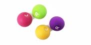 HIP Lenshouder Softgrip 4 kleuren gr/rz prs/gl