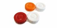 HIP Lenshouders Duo Rood/Oranje rood/oranje