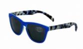 HIP Zonnebril kids blauw/panter blauw/panter
