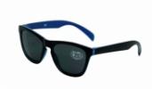HIP Zonnebril kids zwart/blauw zwart/blauw