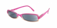 HIP Zonneleesbril roze +1.5