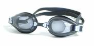 Zwembrillen Zwembril Volwassenen zwart + 5.00
