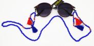 HIP Ibiza Ketting Blauw Blauw