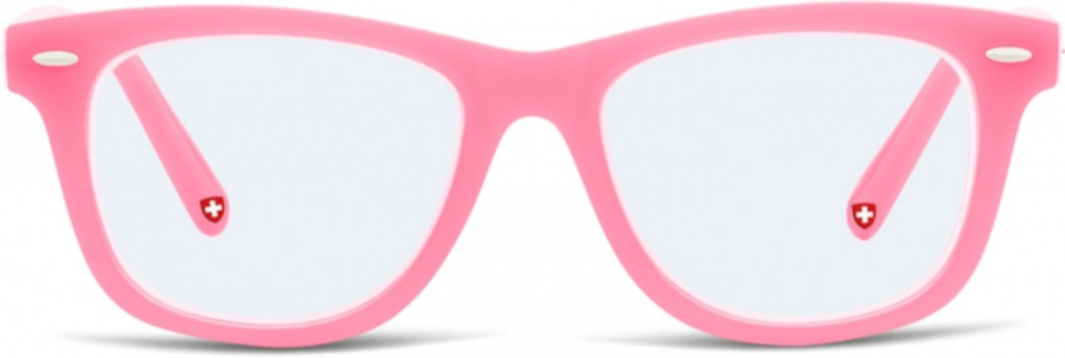Montana computerbril Kblf1 junior wayfarer roze